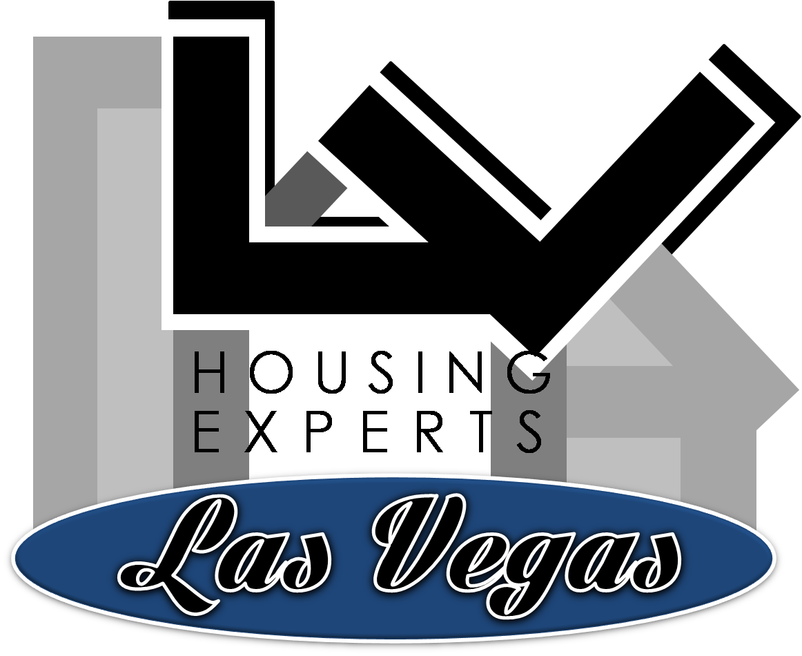 Logo Design by Zamantha Bolado - Entry No. 85 in the Logo Design Contest Las Vegas Housing Experts Logo Design.