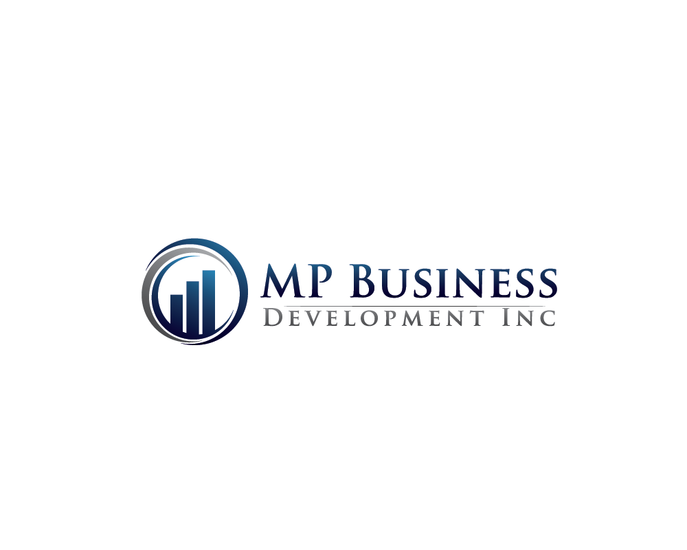 Logo Design by roc - Entry No. 34 in the Logo Design Contest MP Business Development Inc. Logo Design.