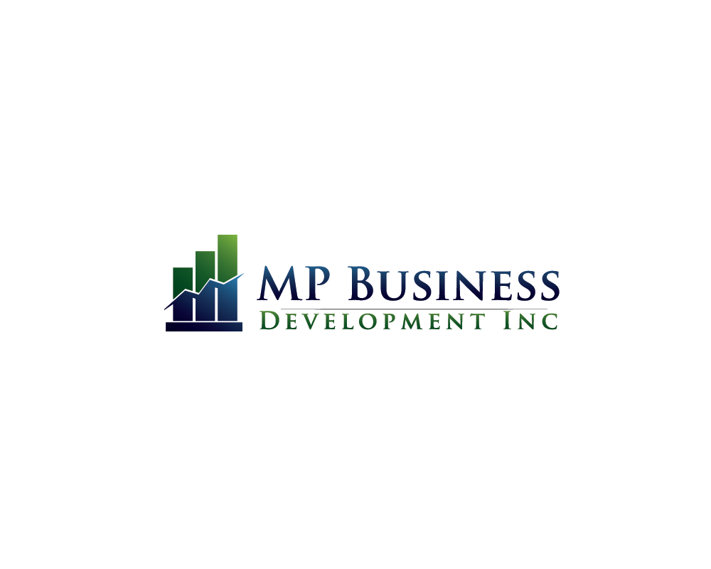 Logo Design by roc - Entry No. 35 in the Logo Design Contest MP Business Development Inc. Logo Design.