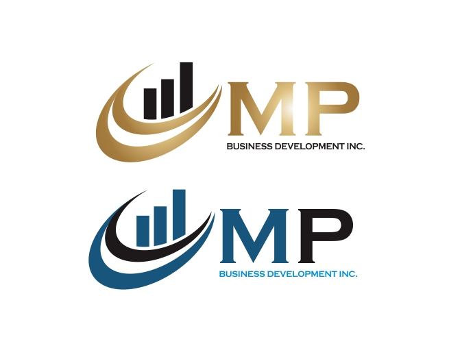 Logo design contests mp business development inc logo for International design company