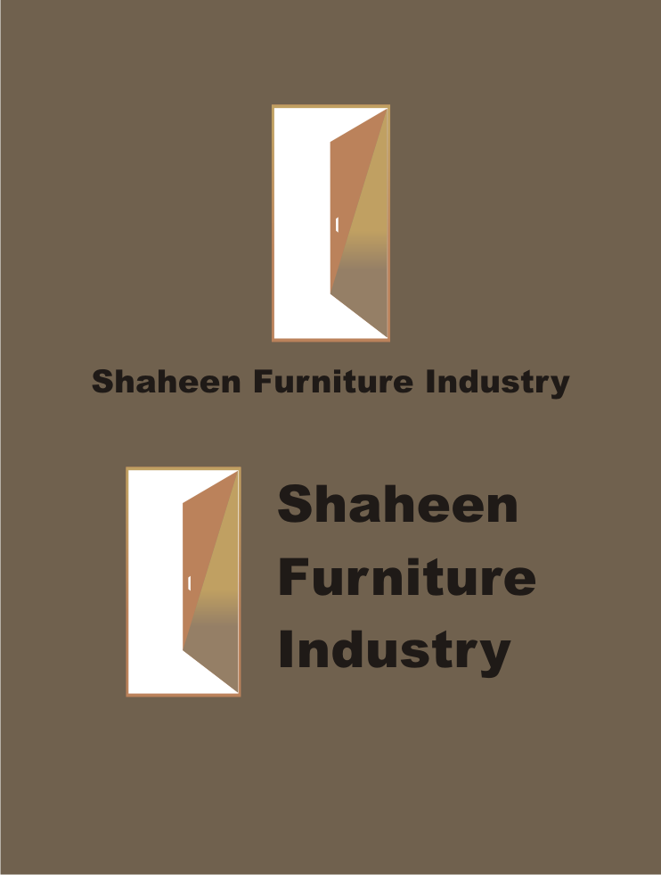Logo Design by Nthus Nthis - Entry No. 24 in the Logo Design Contest Artistic Logo Design for Shaheen Furniture Industry Co..