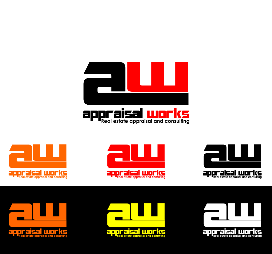 Logo Design by Agus Martoyo - Entry No. 204 in the Logo Design Contest Appraisal Works Logo Design.