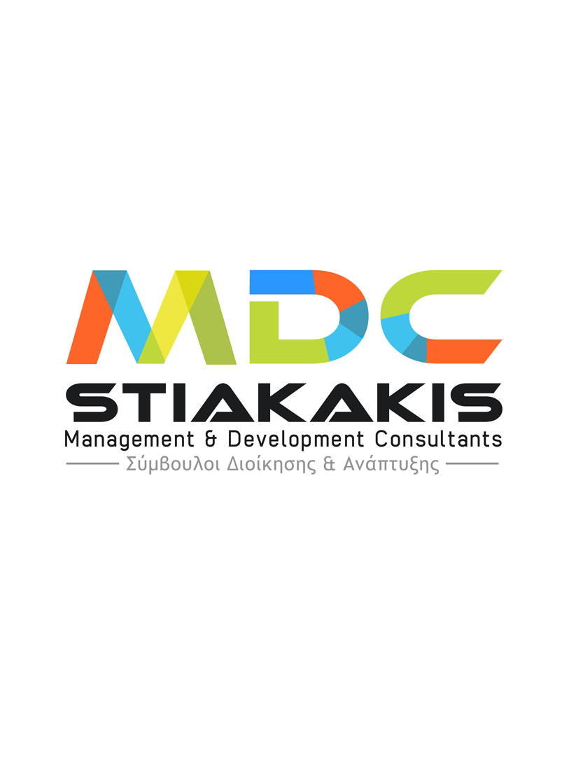 Logo Design by Private User - Entry No. 54 in the Logo Design Contest Unique Logo Design Wanted for MDC STIAKAKIS.
