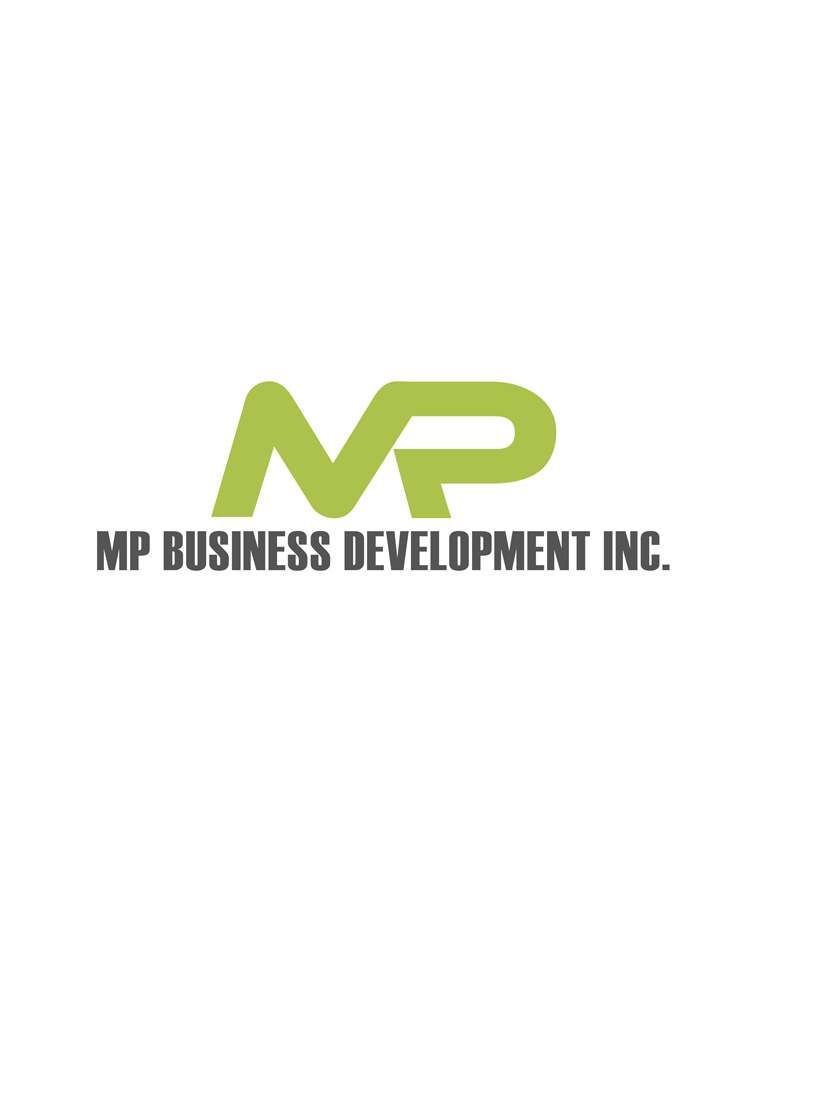 Logo Design by Private User - Entry No. 41 in the Logo Design Contest MP Business Development Inc. Logo Design.