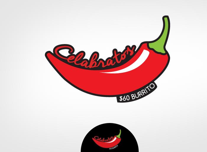 Logo Design by Jan Chua - Entry No. 55 in the Logo Design Contest Imaginative Logo Design for Celabratos.