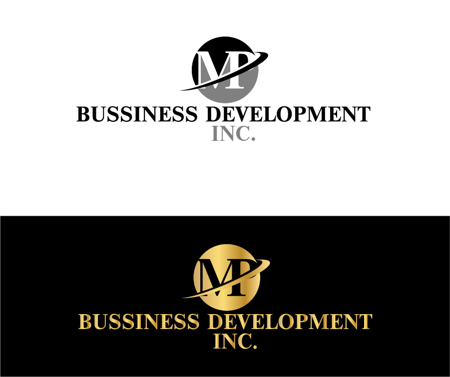 Logo Design by Private User - Entry No. 47 in the Logo Design Contest MP Business Development Inc. Logo Design.