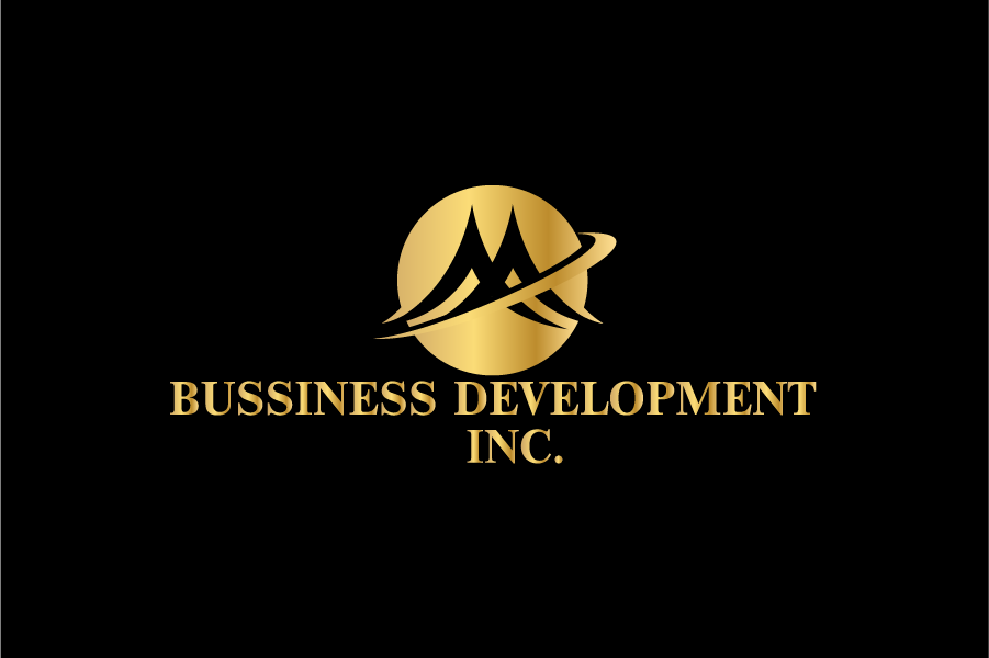 Logo Design by Private User - Entry No. 48 in the Logo Design Contest MP Business Development Inc. Logo Design.