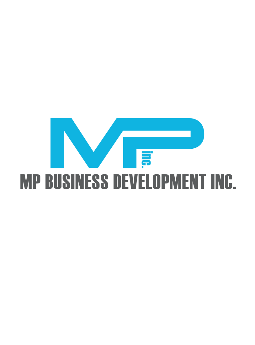 Logo Design by Robert Turla - Entry No. 49 in the Logo Design Contest MP Business Development Inc. Logo Design.