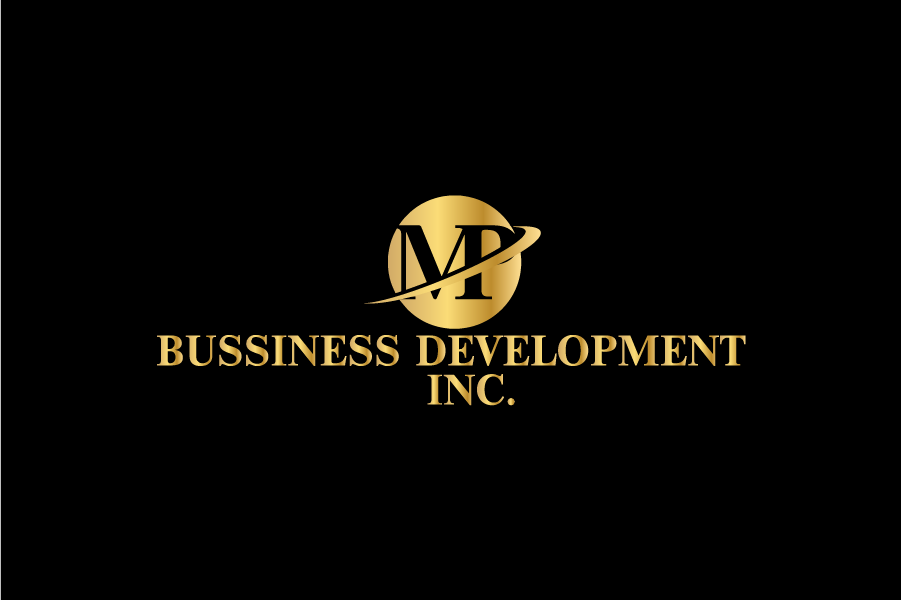 Logo Design by Private User - Entry No. 51 in the Logo Design Contest MP Business Development Inc. Logo Design.