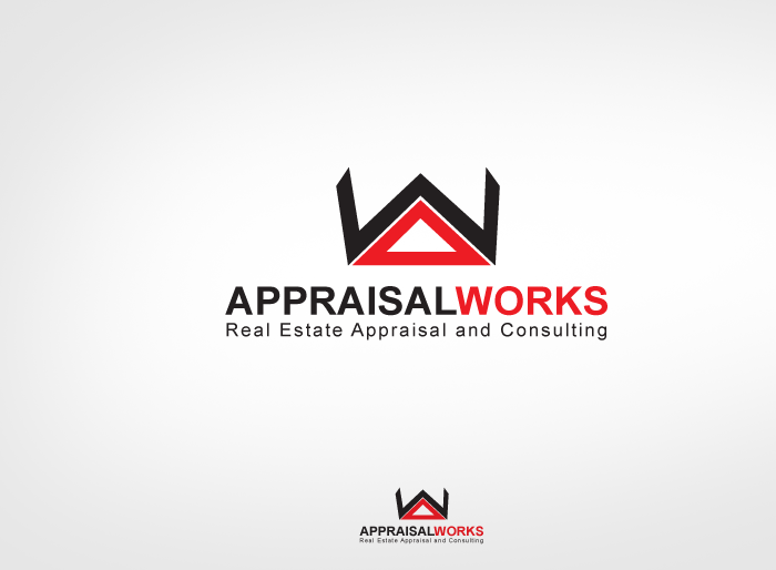 Logo Design by Jan Chua - Entry No. 214 in the Logo Design Contest Appraisal Works Logo Design.
