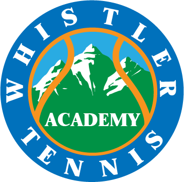 Logo Design by Private User - Entry No. 261 in the Logo Design Contest Imaginative Logo Design for Whistler Tennis Academy.