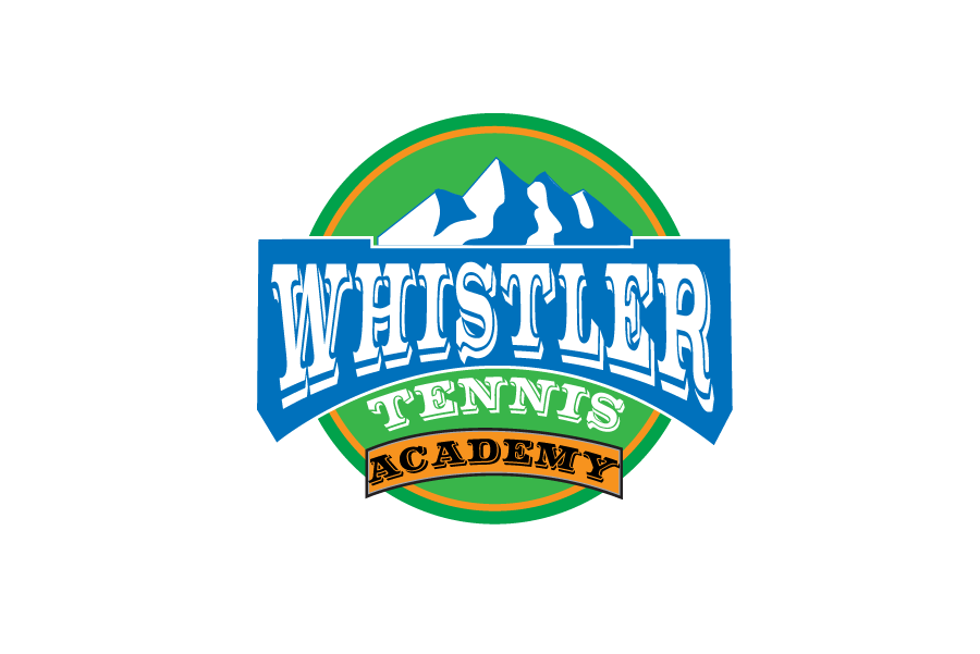 Logo Design by Private User - Entry No. 264 in the Logo Design Contest Imaginative Logo Design for Whistler Tennis Academy.