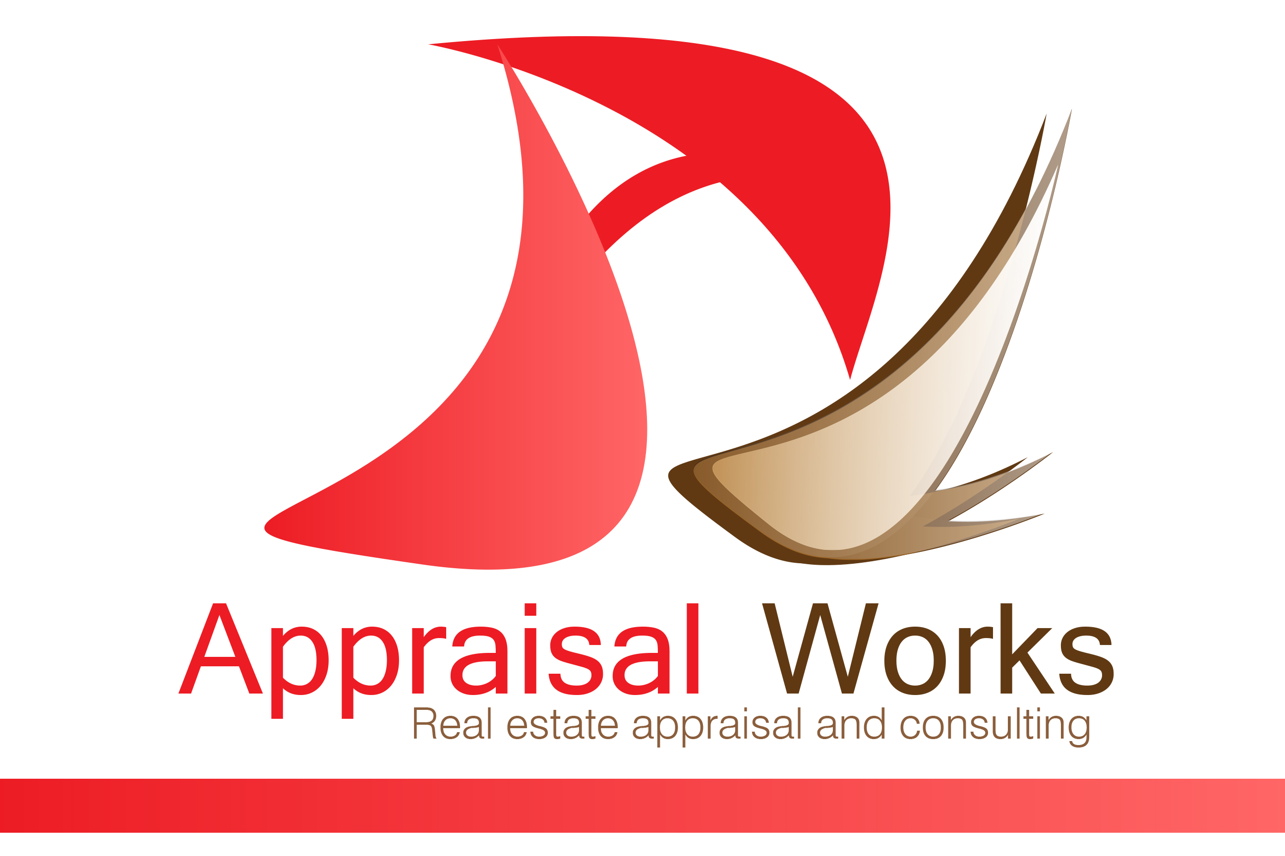 Logo Design by Leonard Anthony Alloso - Entry No. 217 in the Logo Design Contest Appraisal Works Logo Design.