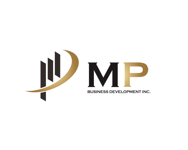 Logo mp for International design company
