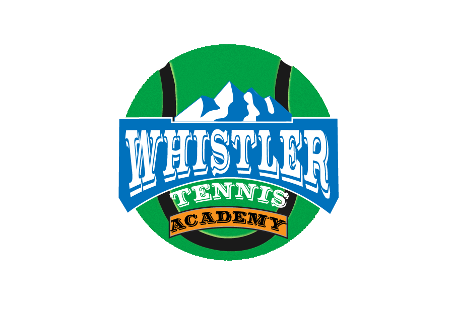 Logo Design by Private User - Entry No. 267 in the Logo Design Contest Imaginative Logo Design for Whistler Tennis Academy.