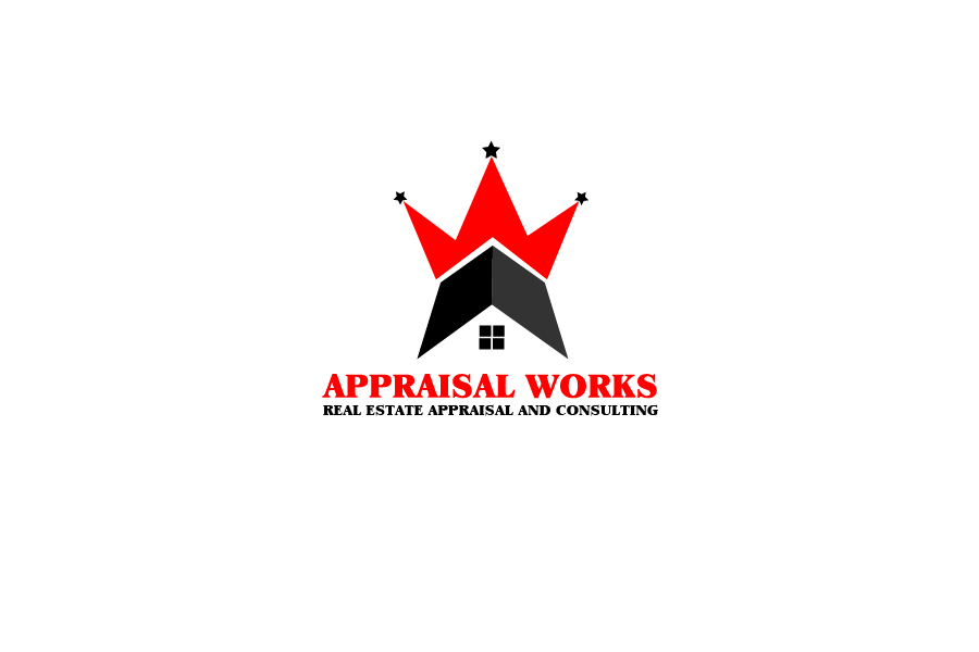Logo Design by Private User - Entry No. 219 in the Logo Design Contest Appraisal Works Logo Design.