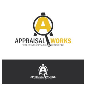 Logo Design by Private User - Entry No. 224 in the Logo Design Contest Appraisal Works Logo Design.