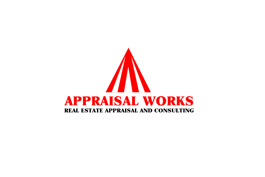 Logo Design by Private User - Entry No. 227 in the Logo Design Contest Appraisal Works Logo Design.