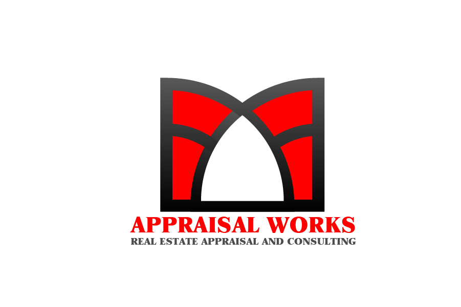 Logo Design by Private User - Entry No. 229 in the Logo Design Contest Appraisal Works Logo Design.