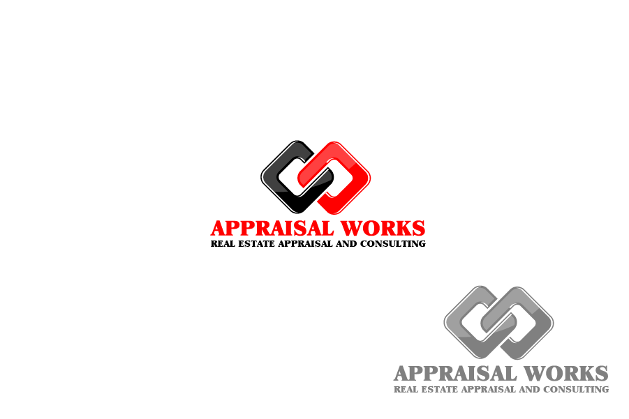 Logo Design by Private User - Entry No. 230 in the Logo Design Contest Appraisal Works Logo Design.