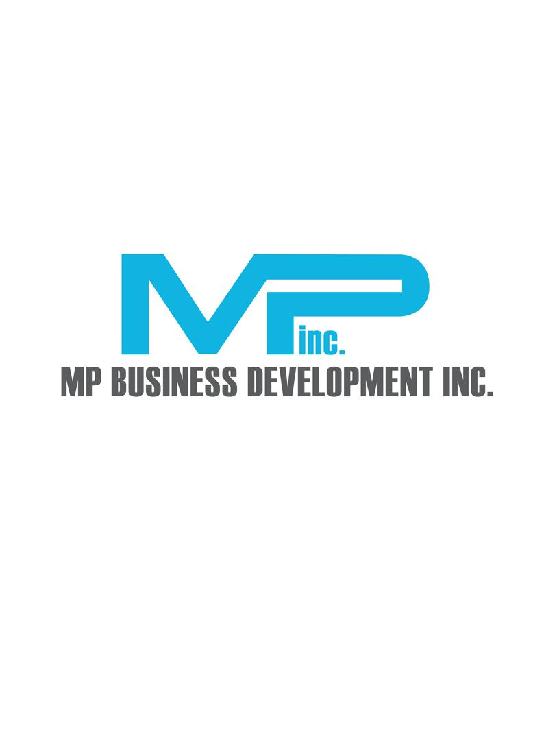 Logo Design by Private User - Entry No. 56 in the Logo Design Contest MP Business Development Inc. Logo Design.