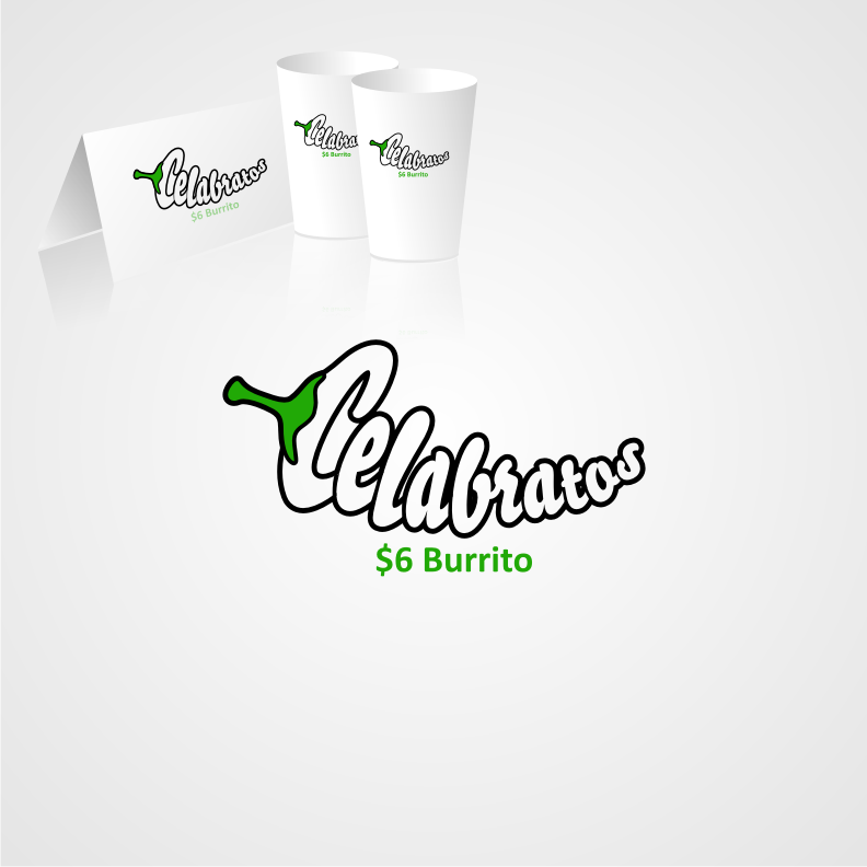 Logo Design by graphicleaf - Entry No. 59 in the Logo Design Contest Imaginative Logo Design for Celabratos.