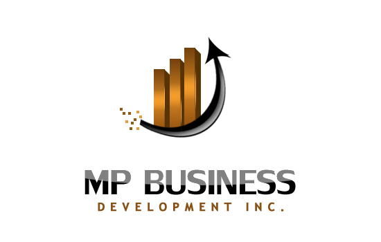 Logo Design by Crystal Desizns - Entry No. 59 in the Logo Design Contest MP Business Development Inc. Logo Design.