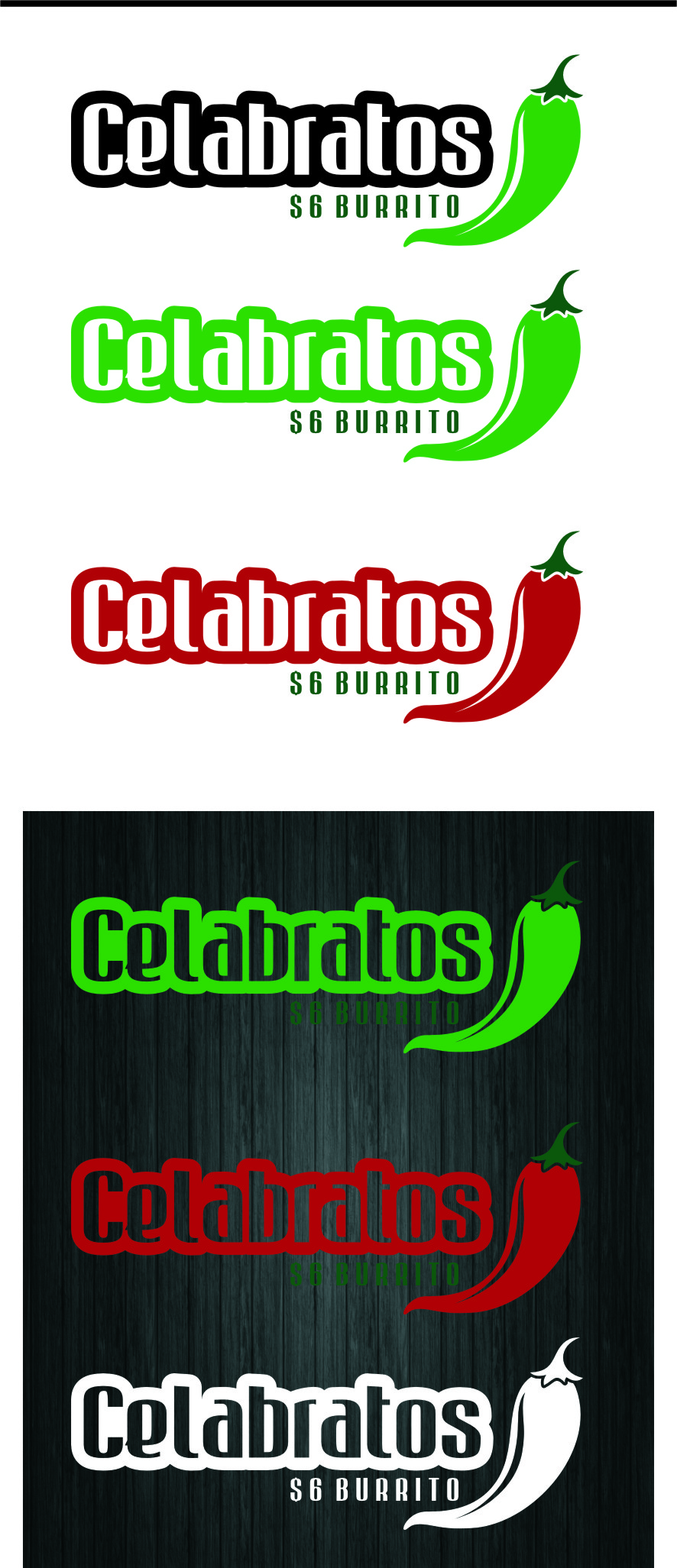 Logo Design by RasYa Muhammad Athaya - Entry No. 61 in the Logo Design Contest Imaginative Logo Design for Celabratos.