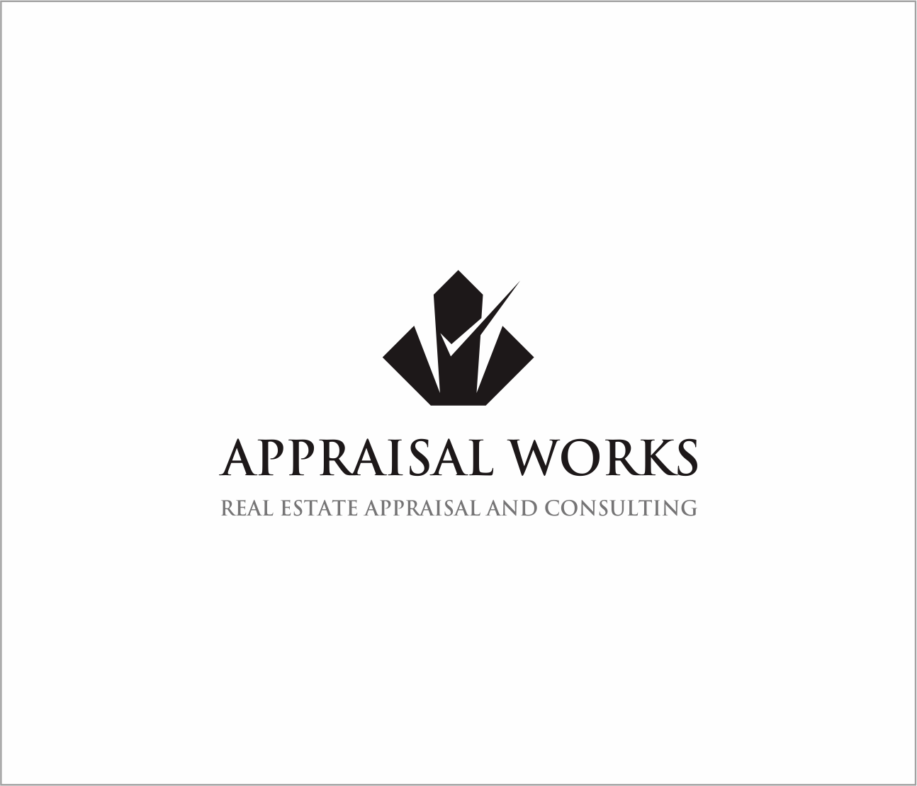 Logo Design by Armada Jamaluddin - Entry No. 236 in the Logo Design Contest Appraisal Works Logo Design.