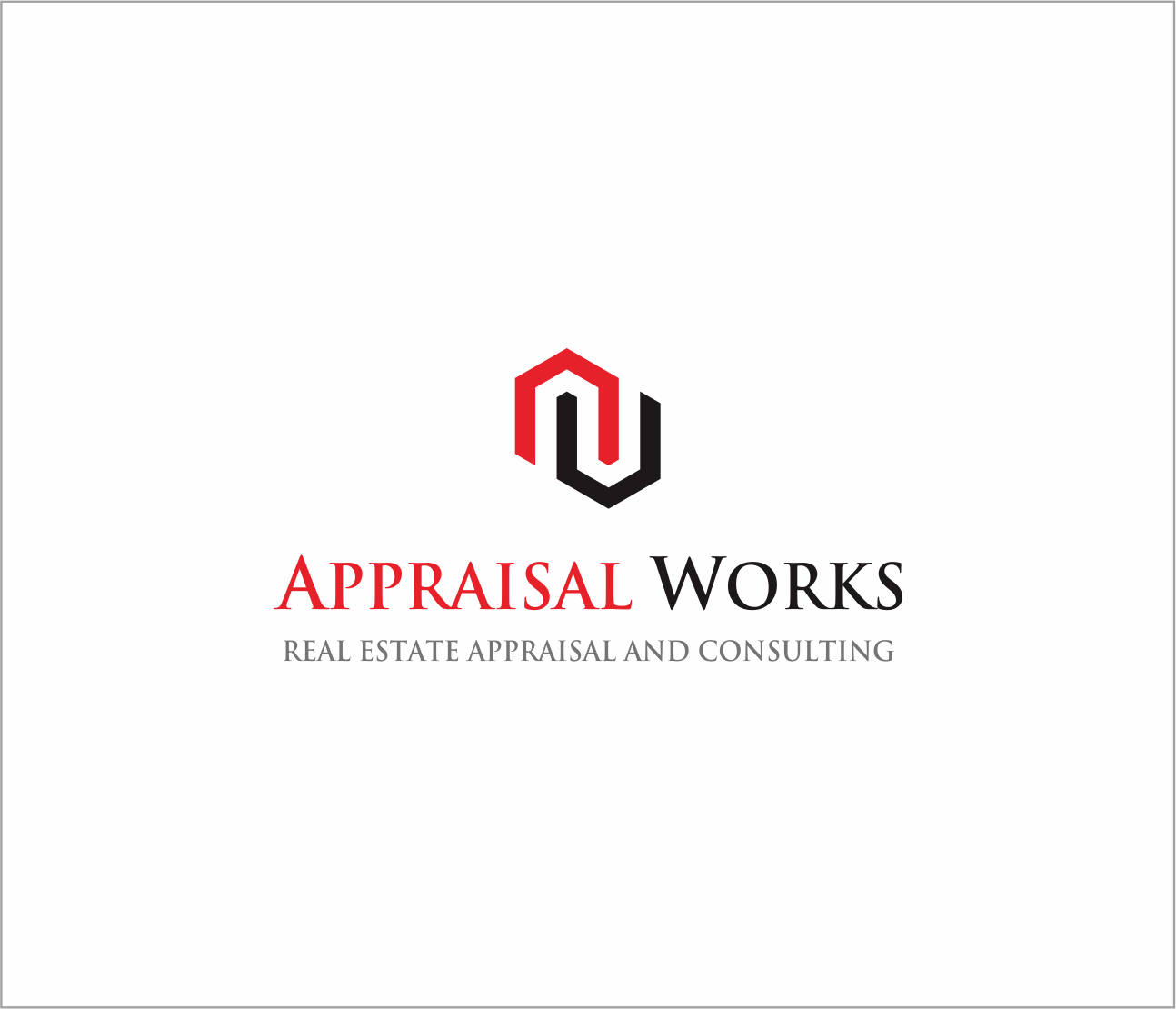 Logo Design by Armada Jamaluddin - Entry No. 237 in the Logo Design Contest Appraisal Works Logo Design.