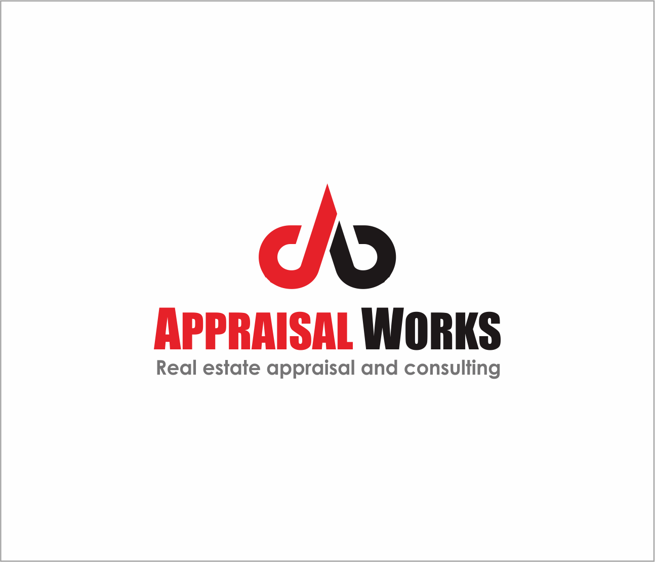 Logo Design by Armada Jamaluddin - Entry No. 240 in the Logo Design Contest Appraisal Works Logo Design.