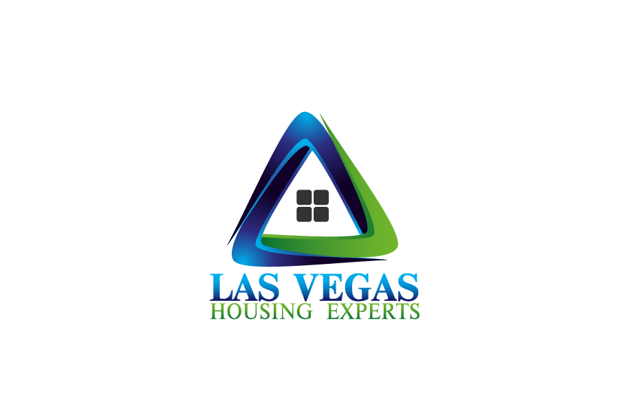 Logo Design by Private User - Entry No. 92 in the Logo Design Contest Las Vegas Housing Experts Logo Design.