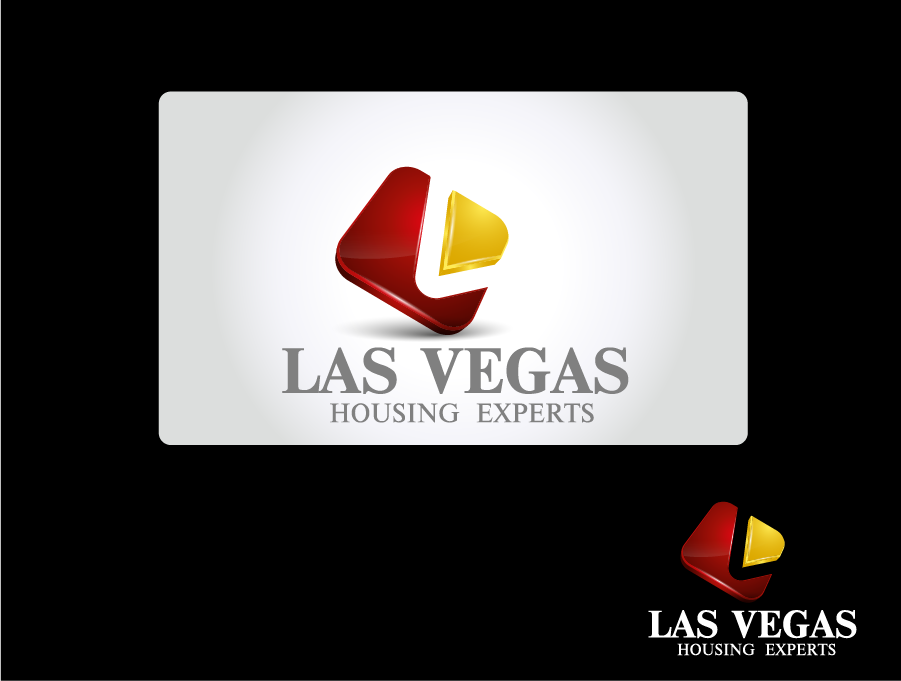 Logo Design by Private User - Entry No. 93 in the Logo Design Contest Las Vegas Housing Experts Logo Design.