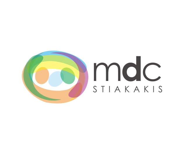 Logo Design by ronny - Entry No. 57 in the Logo Design Contest Unique Logo Design Wanted for MDC STIAKAKIS.