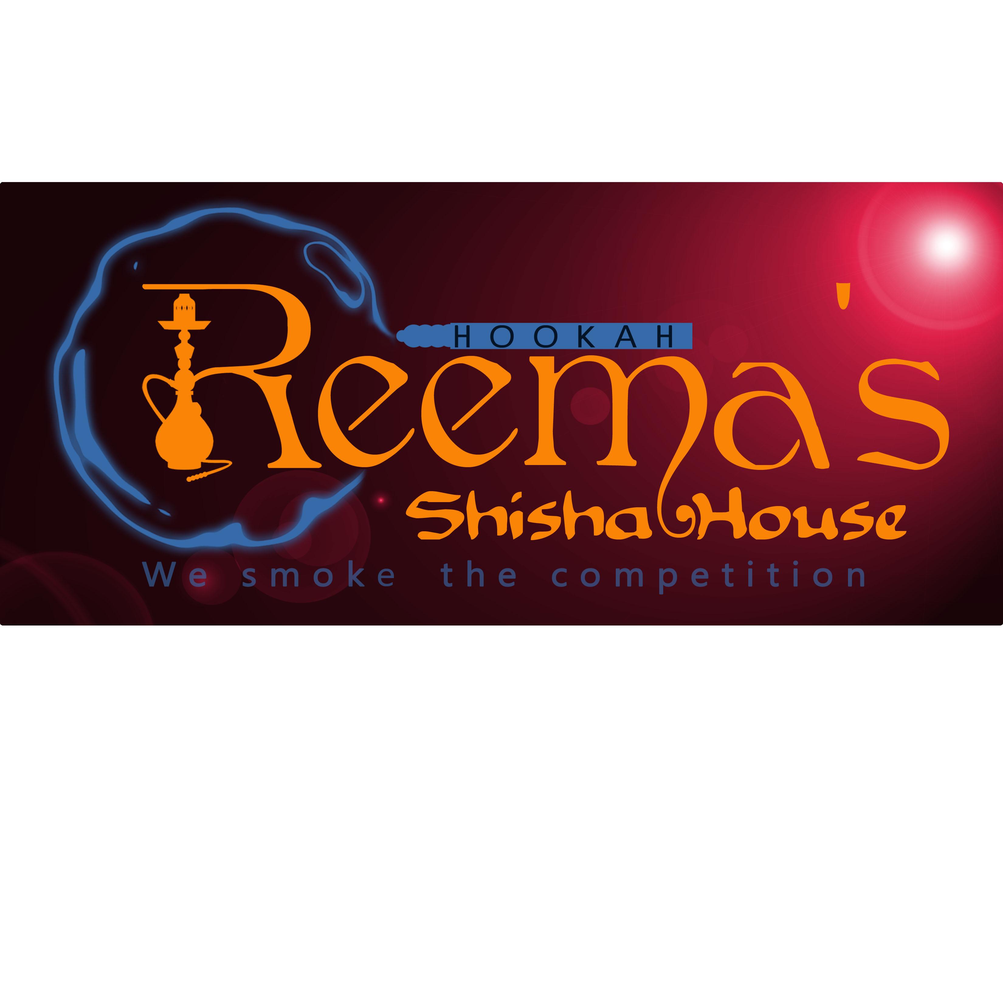Logo Design by Allan Esclamado - Entry No. 30 in the Logo Design Contest Captivating Logo Design for Reema's Shisha House.
