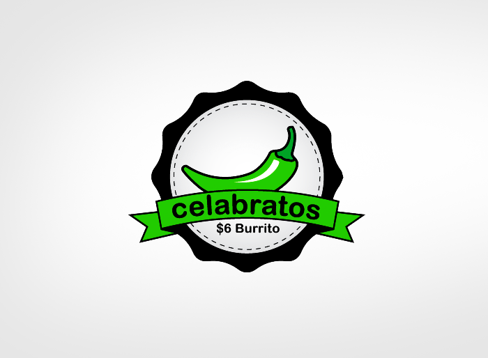 Logo Design by Jan Chua - Entry No. 62 in the Logo Design Contest Imaginative Logo Design for Celabratos.
