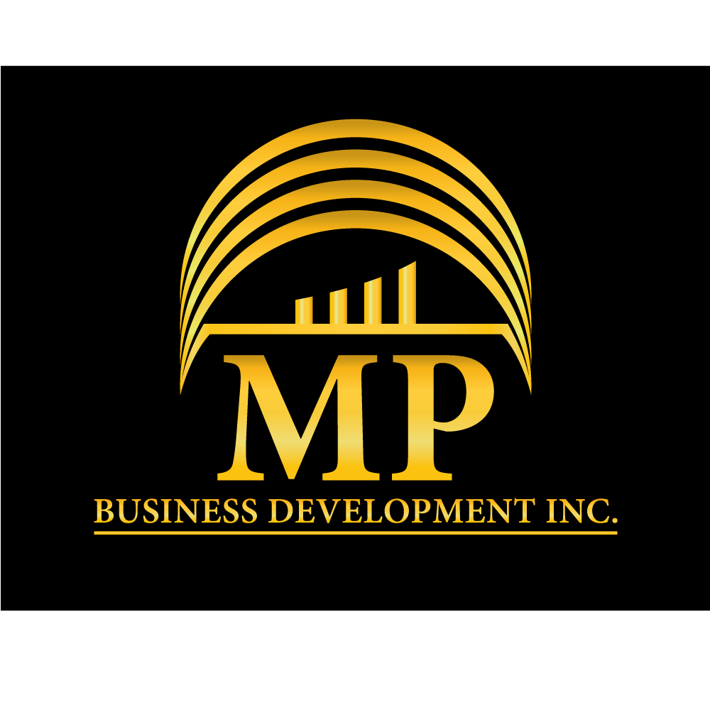 Logo Design by Private User - Entry No. 61 in the Logo Design Contest MP Business Development Inc. Logo Design.