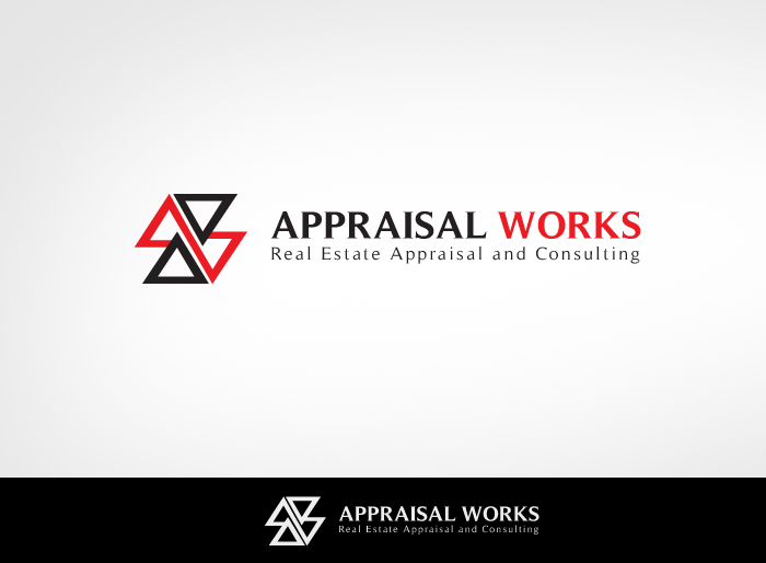 Logo Design by Jan Chua - Entry No. 254 in the Logo Design Contest Appraisal Works Logo Design.