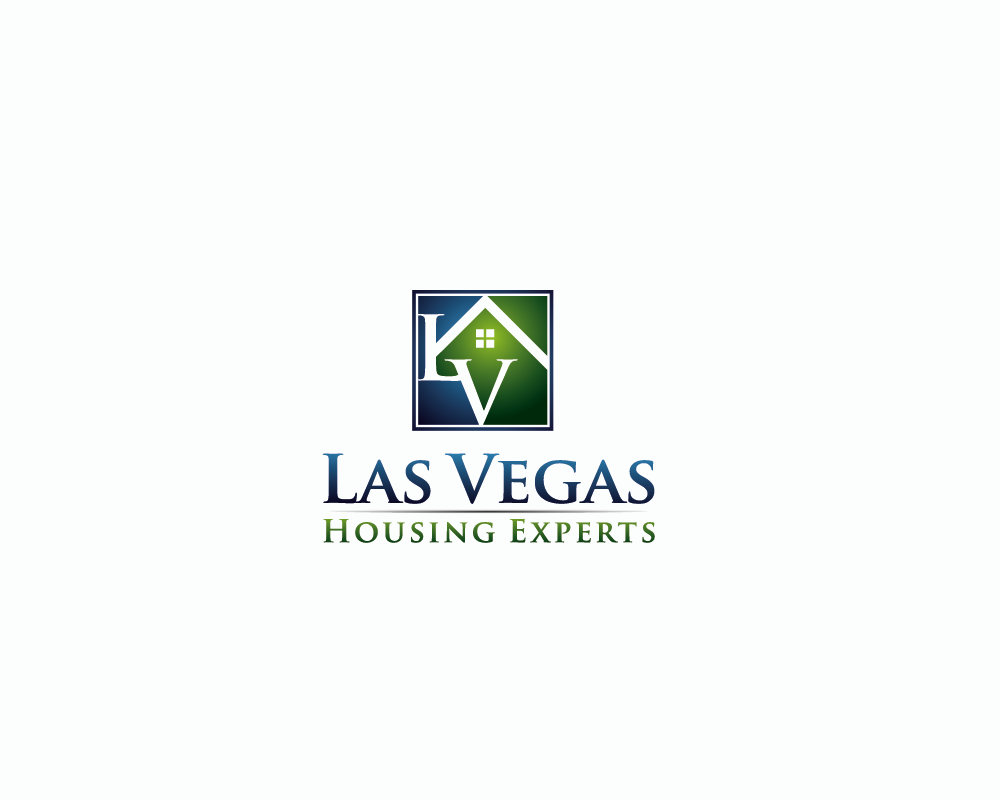 Logo Design by roc - Entry No. 97 in the Logo Design Contest Las Vegas Housing Experts Logo Design.
