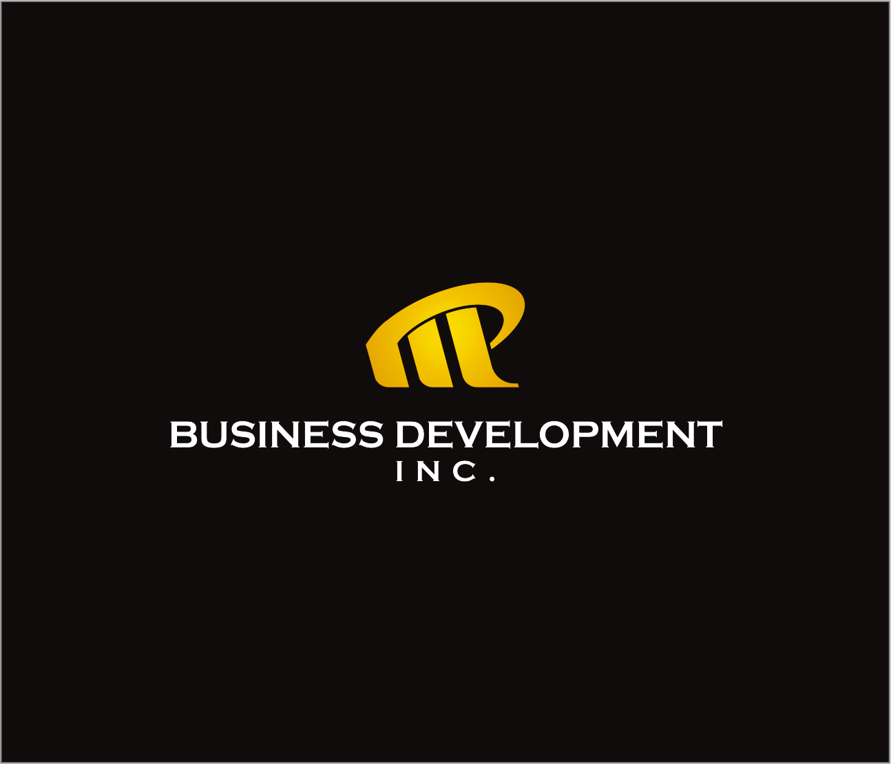 Logo Design by Armada Jamaluddin - Entry No. 67 in the Logo Design Contest MP Business Development Inc. Logo Design.