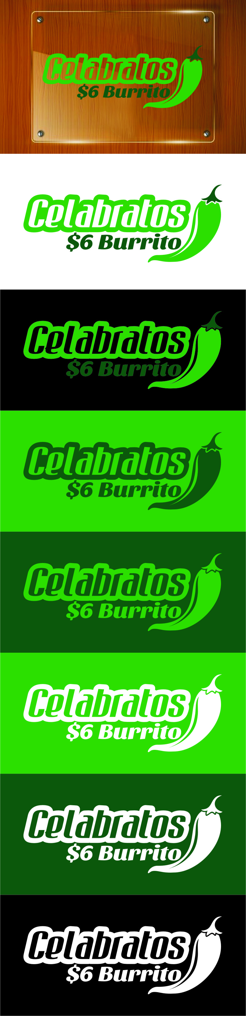 Logo Design by RoSyid Rono-Rene On Java - Entry No. 75 in the Logo Design Contest Imaginative Logo Design for Celabratos.