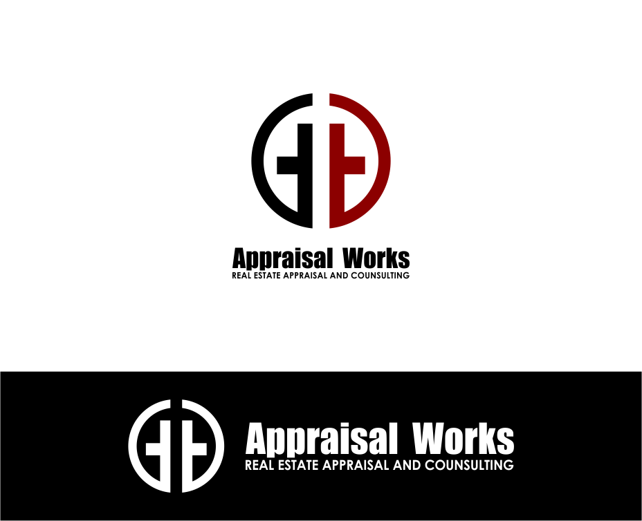Logo Design by Agus Martoyo - Entry No. 263 in the Logo Design Contest Appraisal Works Logo Design.