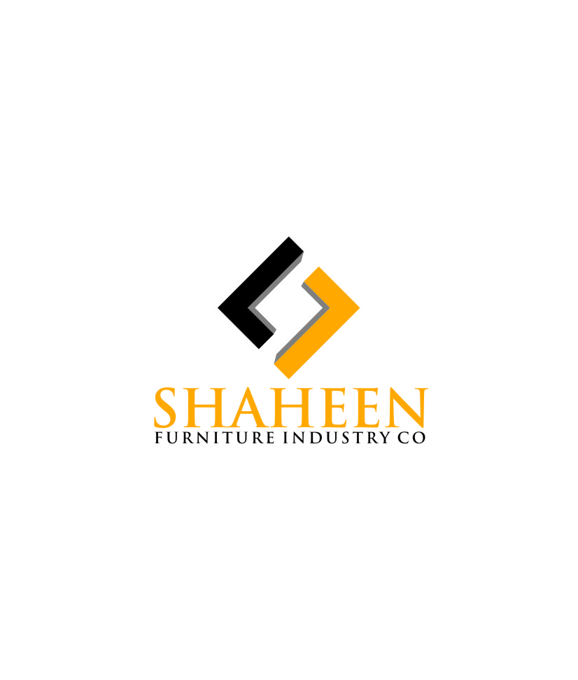 Logo Design by RoSyid Rono-Rene On Java - Entry No. 37 in the Logo Design Contest Artistic Logo Design for Shaheen Furniture Industry Co..