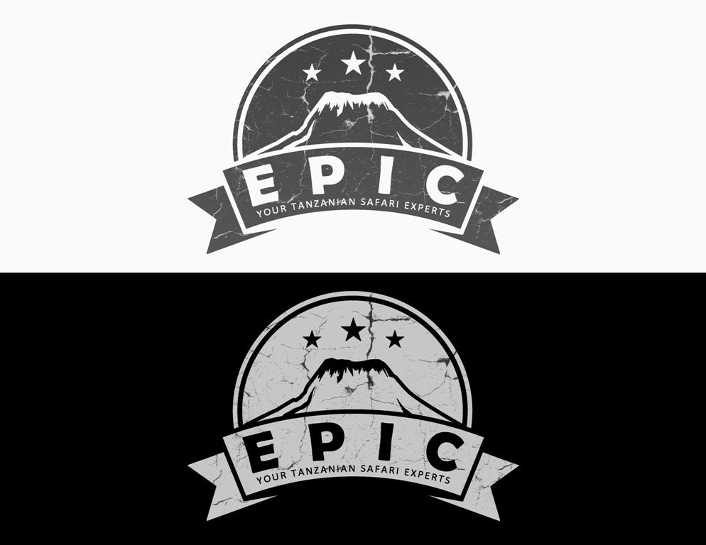 Logo Design by Juan_Kata - Entry No. 57 in the Logo Design Contest Epic logo design.