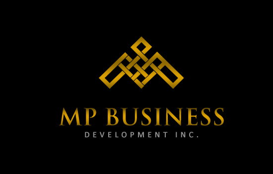 Logo Design by Crystal Desizns - Entry No. 73 in the Logo Design Contest MP Business Development Inc. Logo Design.