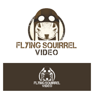 Logo Design by Private User - Entry No. 27 in the Logo Design Contest Artistic Logo Design for Flying squirrel video.