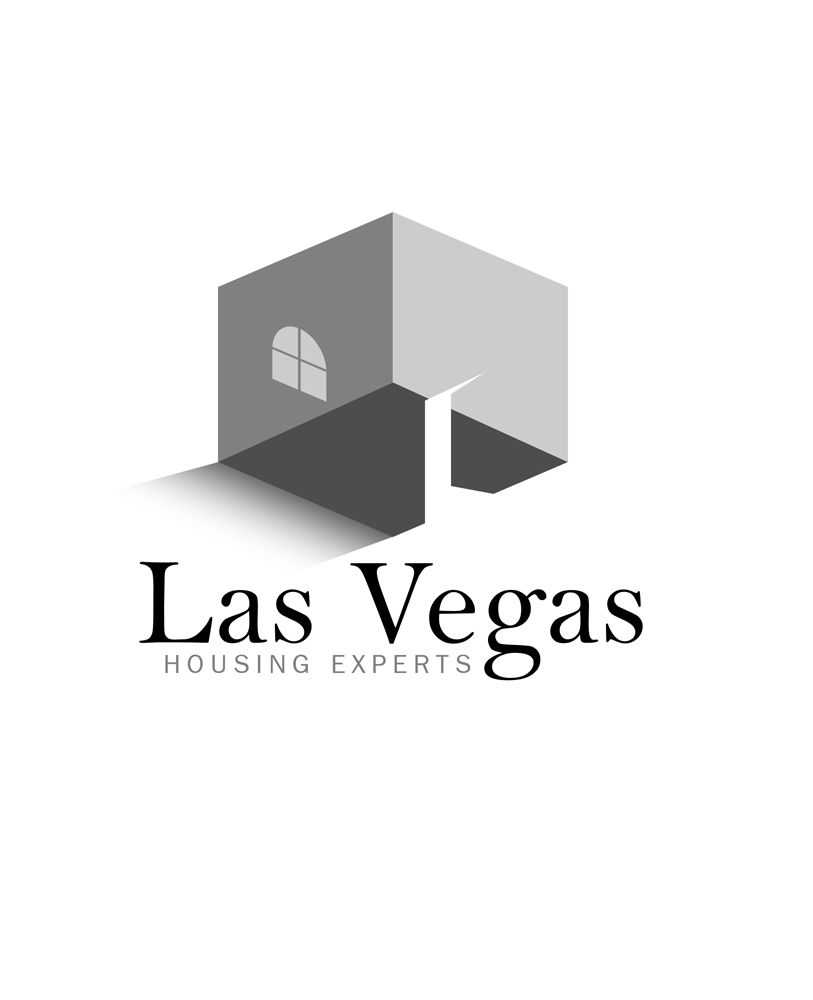 Logo Design by Robert Turla - Entry No. 106 in the Logo Design Contest Las Vegas Housing Experts Logo Design.