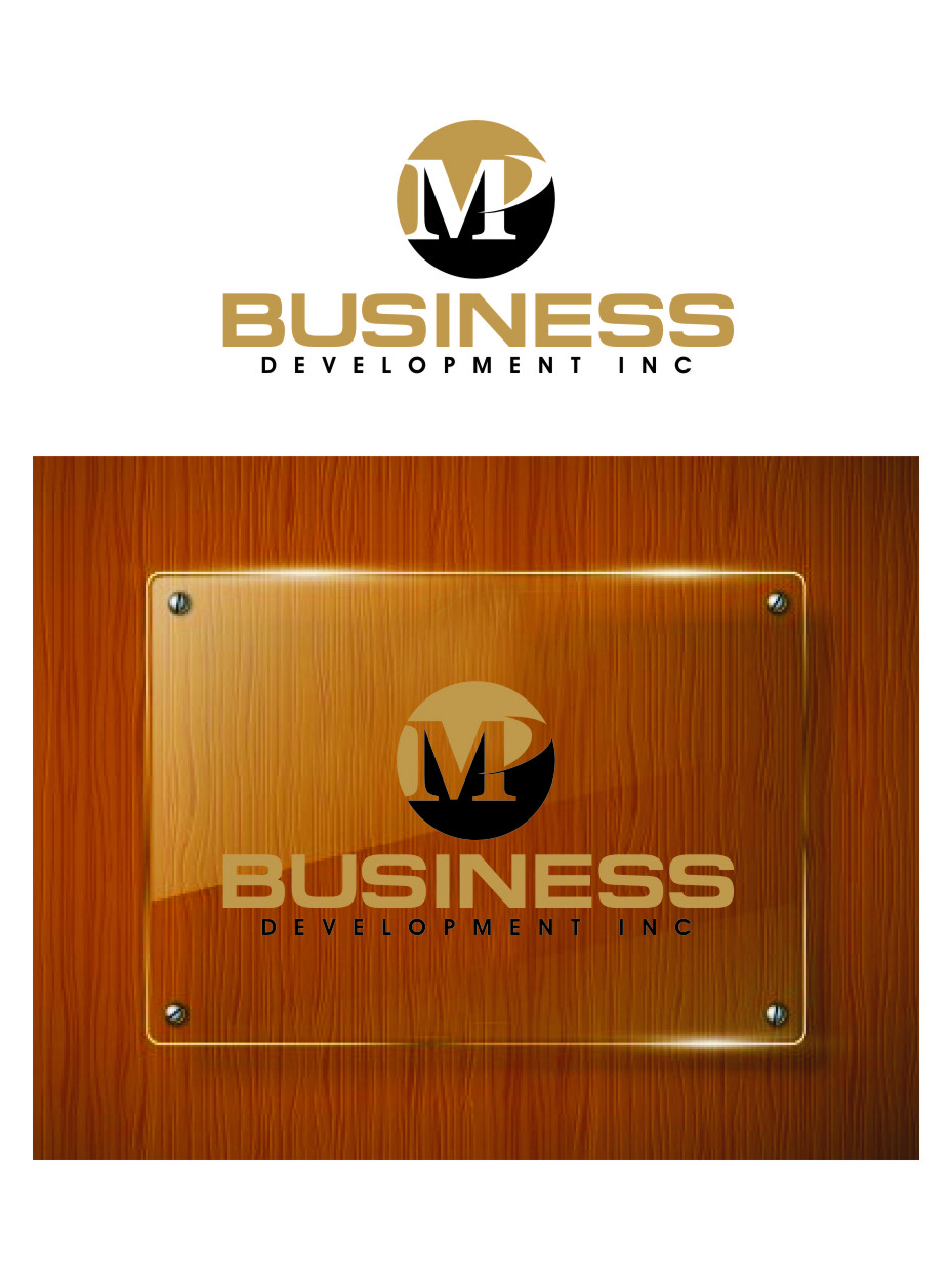 Logo Design by Ngepet_art - Entry No. 83 in the Logo Design Contest MP Business Development Inc. Logo Design.