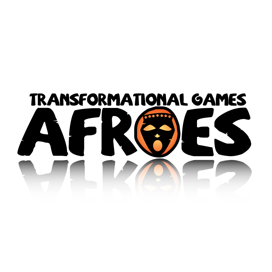 Logo Design by trav - Entry No. 55 in the Logo Design Contest Afroes Transformational Games.