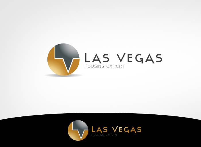 Logo Design by Jan Chua - Entry No. 113 in the Logo Design Contest Las Vegas Housing Experts Logo Design.